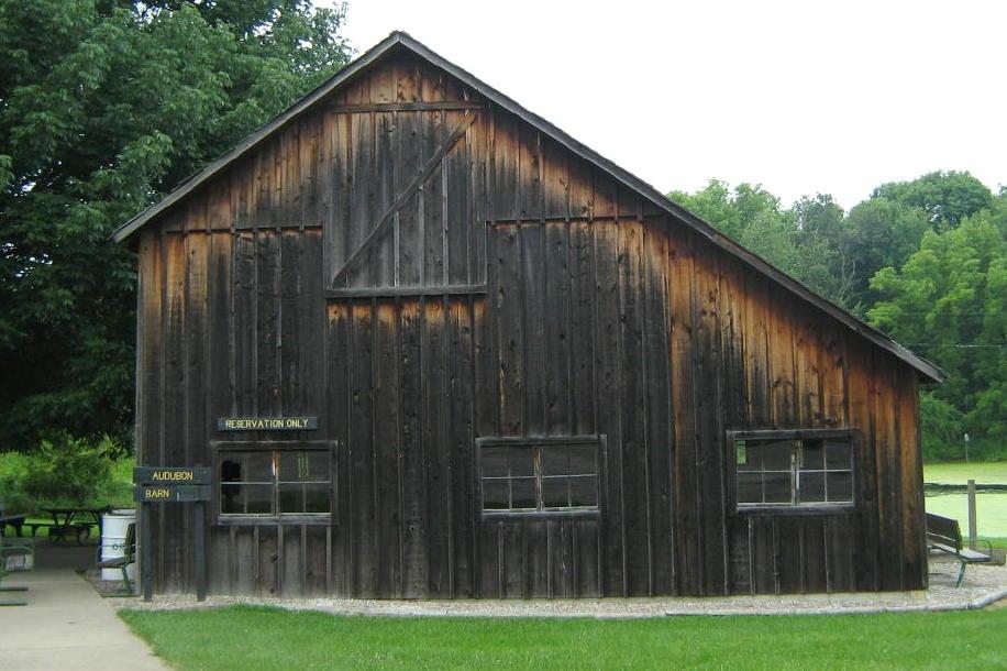 Audubon Barn