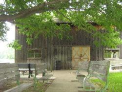 Audubon Barn exterior 2