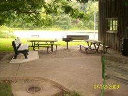 Audubon Barn exterior