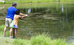 Boys & Girls Club Fishing Program