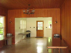 Edgewood Center interior