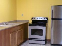 Maple Grove lodge kitchen