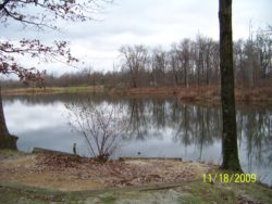 Pond at Twin Points