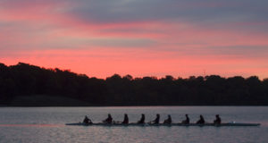 U of I Rowing at Lake Vermilion
