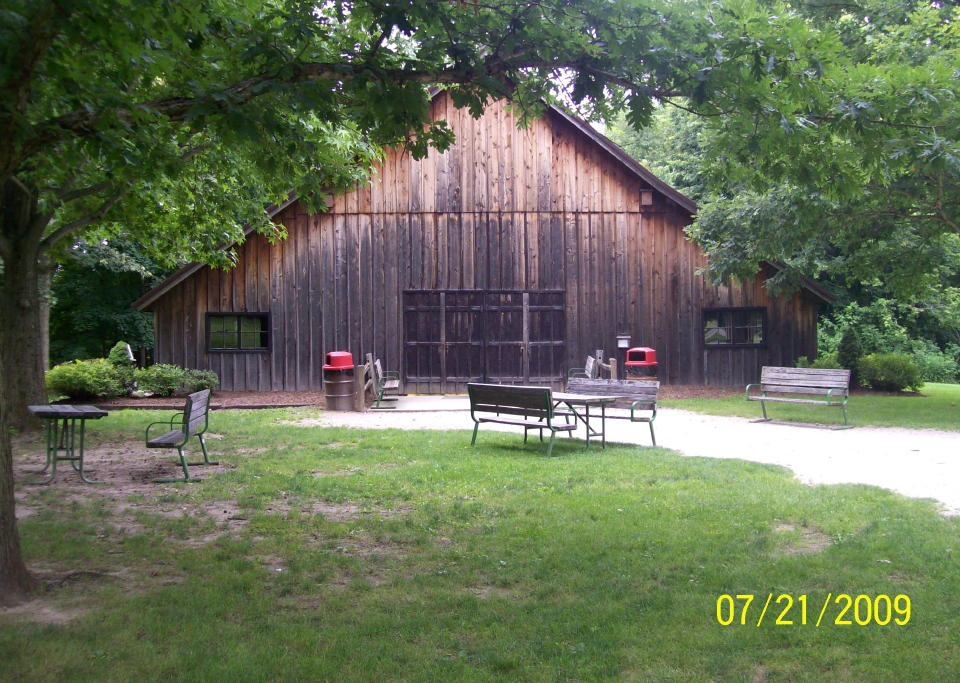 White Oak Barn exterior