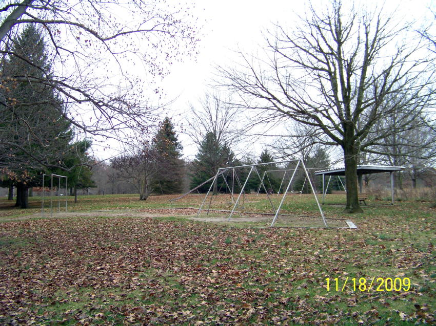 Edgewood Center playground