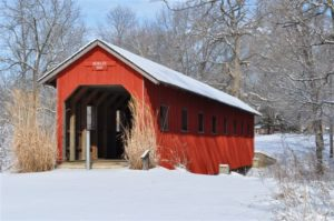 Forest Glen Covered Bridge