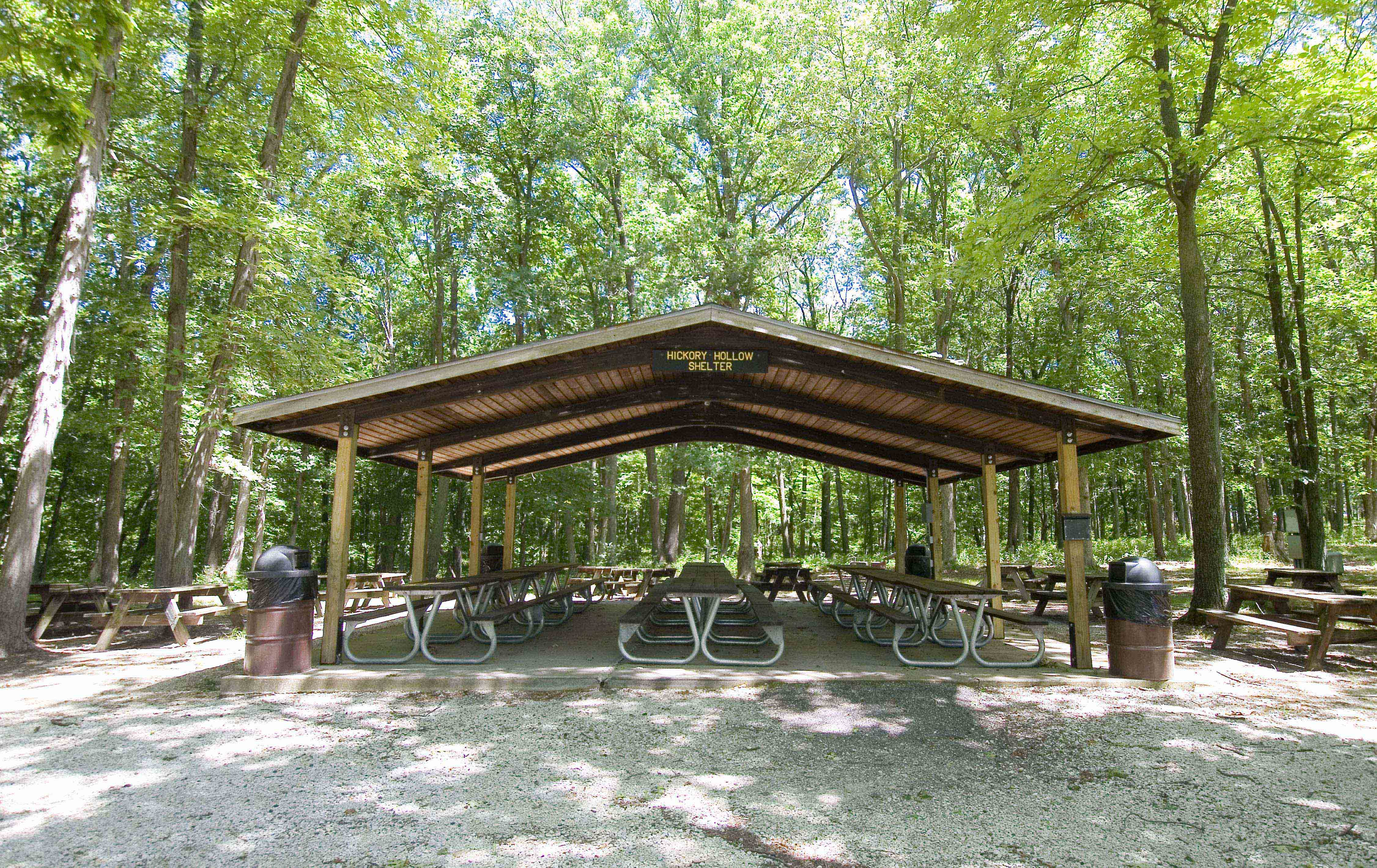 Hickory Hollow Shelter